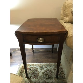 Traditional Ethan Allen Pembrook Accent Table Preview