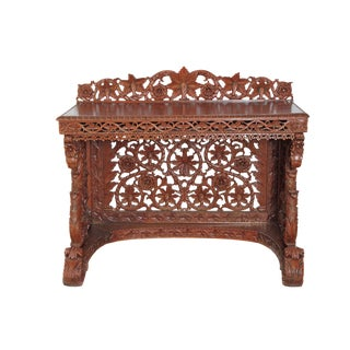 ANGLO-INDIAN SIDEBOARD For Sale