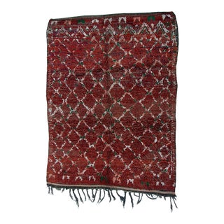Vintage Beni Mguild Rug For Sale