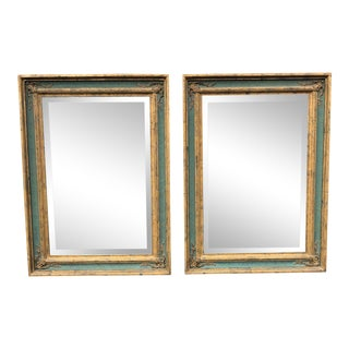 Bettis Brooke French Style Mirrors - a Pair For Sale