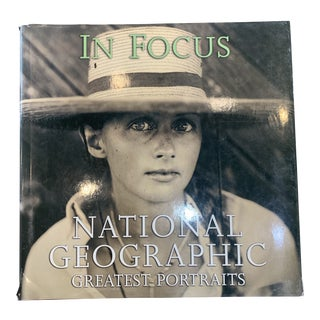 In Focus by National Geographic For Sale