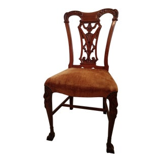 Early 20th Century Antique Dining Chair