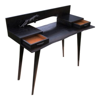 Black Panther Secretary Desk