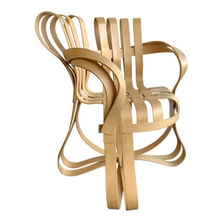 Frank Gehry Cross Check Chair For Sale