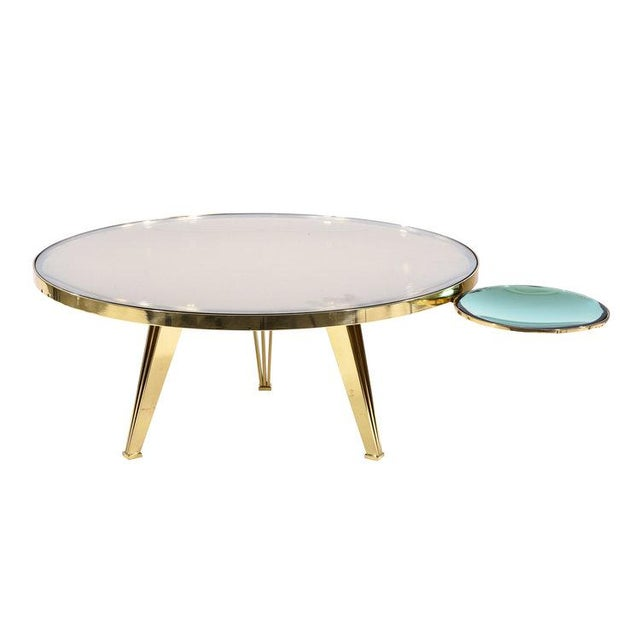 Not Yet Made - Made To Order Riflesso Coffee Table For Sale - Image 5 of 13