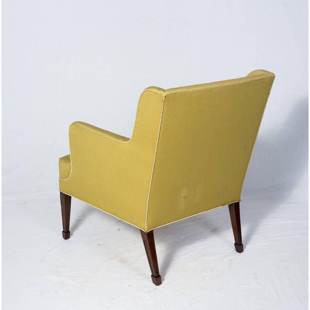 Pair of Frits Henningsen Lounge Chairs For Sale In Los Angeles - Image 6 of 10