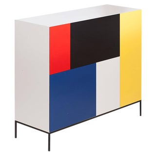 Mondriaan De Stijl Cabinet for Pastoe