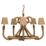Image of Nautique Chandelier For Sale