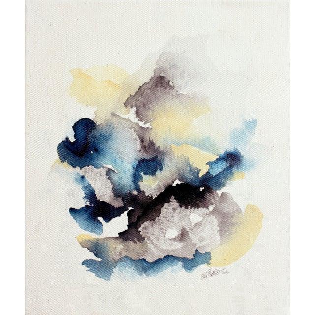 "Ellen Sherman ""North Shore"" Original Painting - Image 1 of 5"