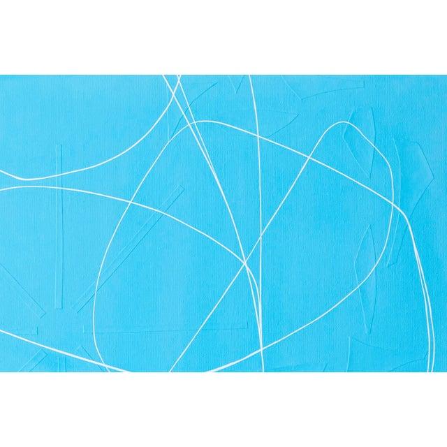 "2010s Maura Segal, ""Summer Sky"" For Sale - Image 5 of 8"