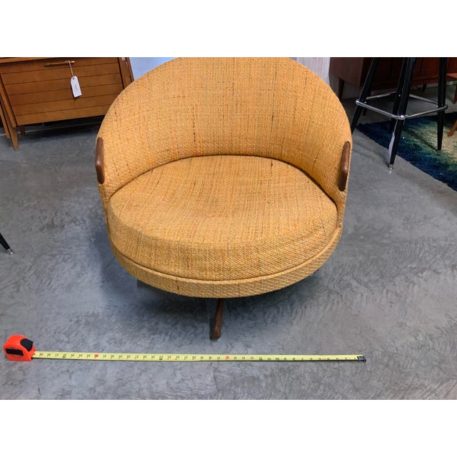 Adrian Pearsall Havana Chair For Sale - Image 9 of 11