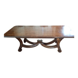 Michael Taylor Collection Dining Room Table For Sale
