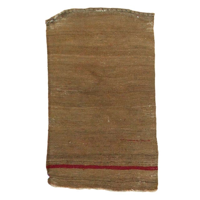"Vintage Turkish Kilim Mat - 1'9"" x 2'11"" For Sale"