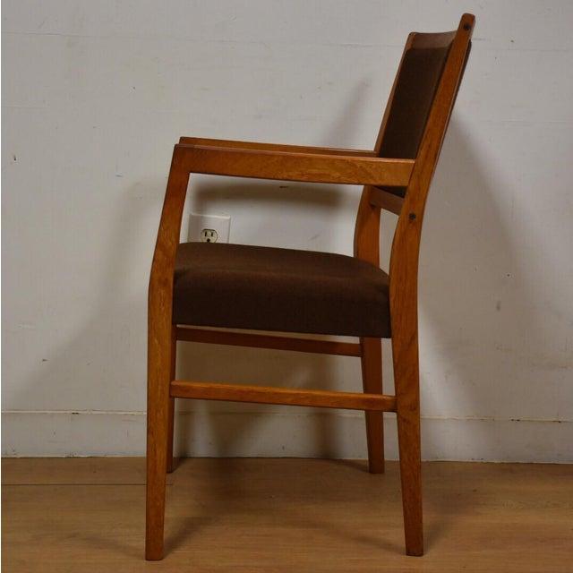 Svegards Markaryd Teak Arm Chair - Image 6 of 9