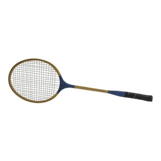Americana Wooden Badminton Racket For Sale