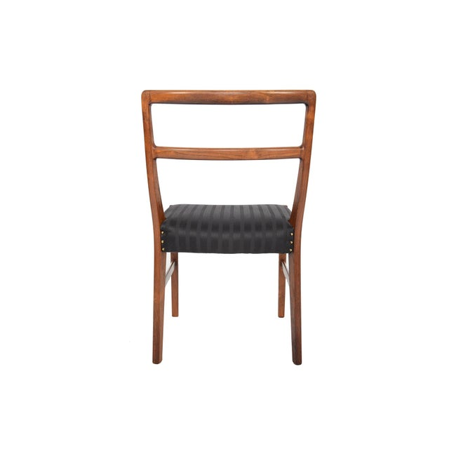 Harry Østergaar Rosewood Dining Chairs - Set of 6 - Image 10 of 10