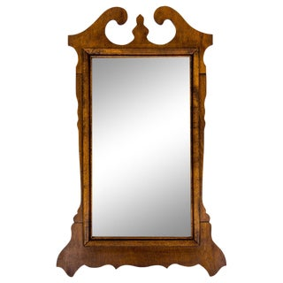 Small-Scale Chippendale Style Mirror