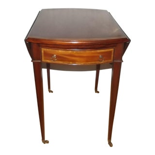 Early 19th Century English Pembroke Table For Sale