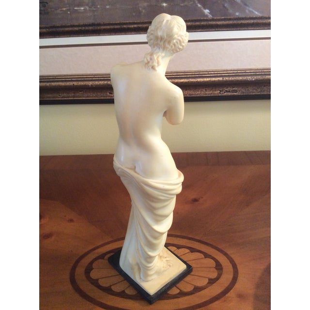 Figurative Vintage Arnoldo Giannelli Venus Recomposed Stone Sculpture For Sale - Image 3 of 12