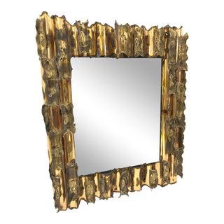 Brutalist Mirror