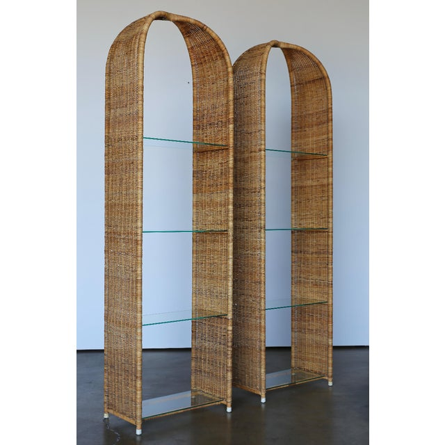 Danny Ho Fong for Tropi-Cal Etageres - A Pair For Sale - Image 11 of 11