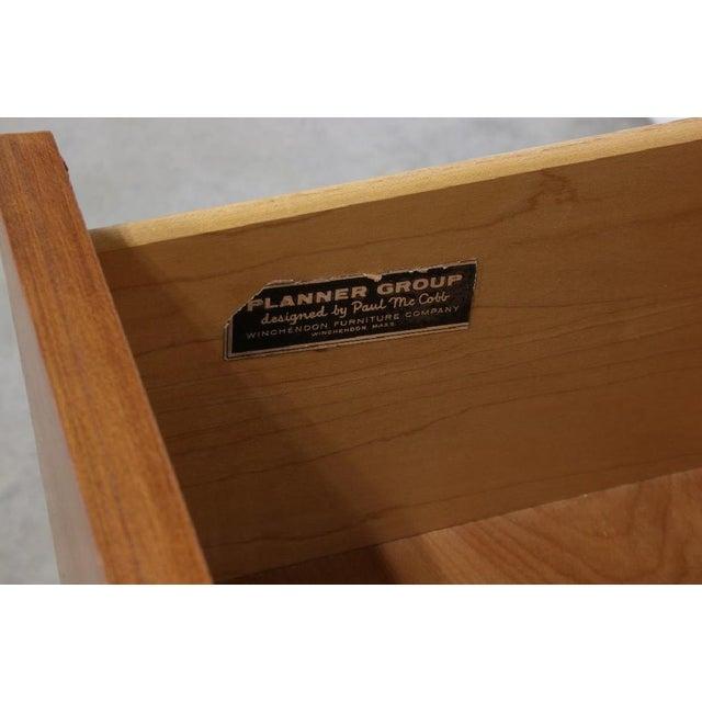 Paul McCobb Paul McCobb Planner Group 3 Drawer Bachelor Dresser For Sale - Image 4 of 5