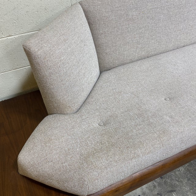 Adrian Pearsall Platform Sofa For Sale In Richmond - Image 6 of 12