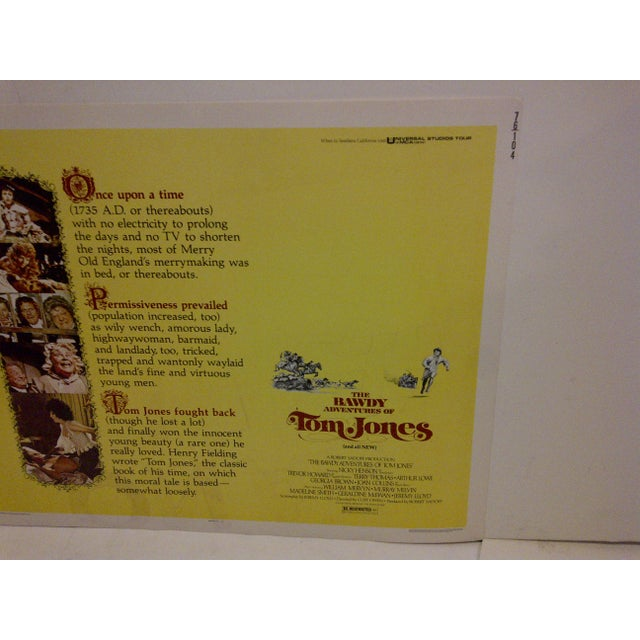 """""""The Bawdy Adventures of Tom Jones"""" Starring Nick Henson For Sale - Image 4 of 5"""
