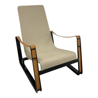 Vitra Jean Prouve Cite Lounge Chair For Sale