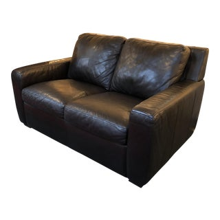 American Leather Manchester Loveseat