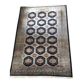 Large 100% Wool Persian Rug - 12′ × 15′ For Sale