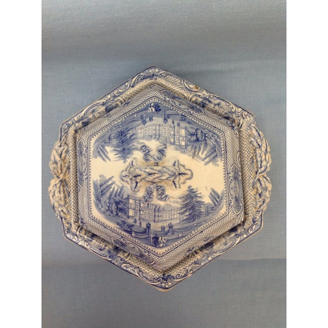 I inherited this beautiful serving dish from my mother-in-law. It is truly a gorgeous piece in spite of the fact that it...