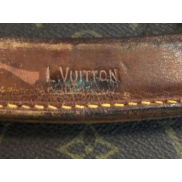 Louis Vuitton Suitcase in the Iconic Monogram Canvas For Sale - Image 11 of 12