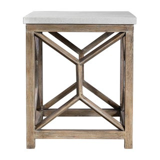 Limestone Top End Table Preview