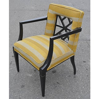 1940s Hollywood Regency Armchairs - a Pair Preview