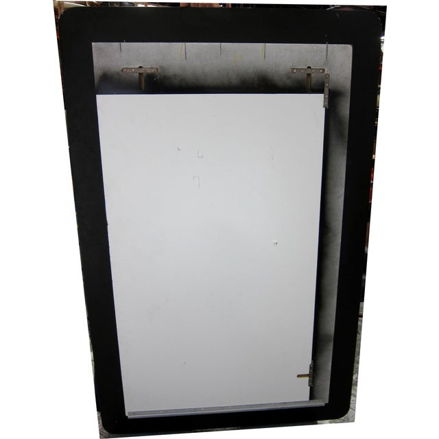 Modern Monumental Wall Mirror For Sale - Image 3 of 4
