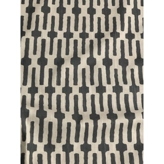 Annie Selke Links Dove Grey Fabric For Sale