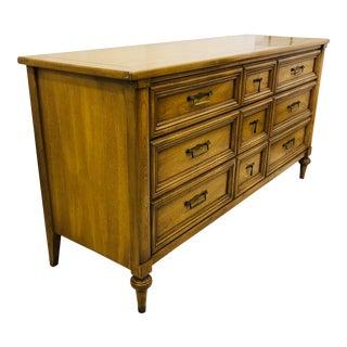 Vintage Mid Century Dresser For Sale