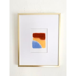 Mid-Century Modern Abstract Painting Preview
