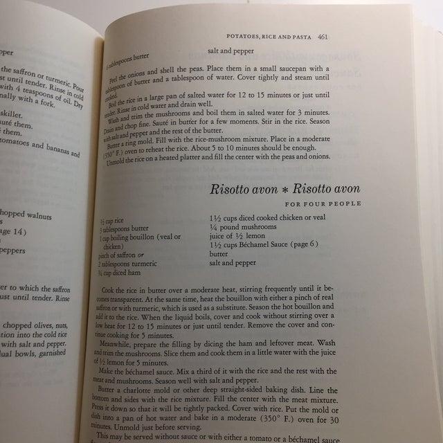 1964 La Cuisine De France Countess De Toulouse-Lautrec Book For Sale - Image 11 of 13