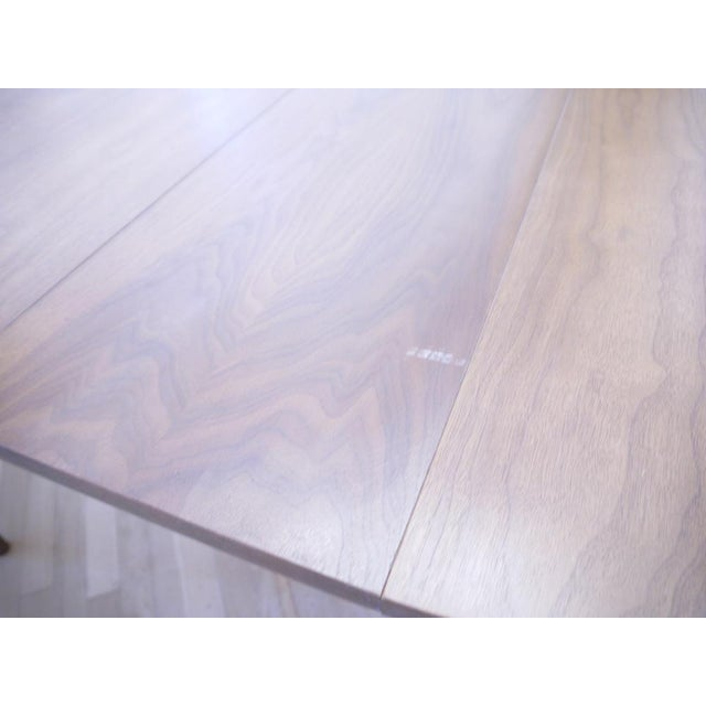 Mid-Century Modern Mid-Century Wooden Dining Table For Sale - Image 3 of 9