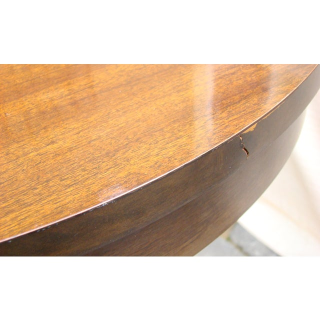 Early 20th Century Drum Table - A Pair - Image 6 of 11