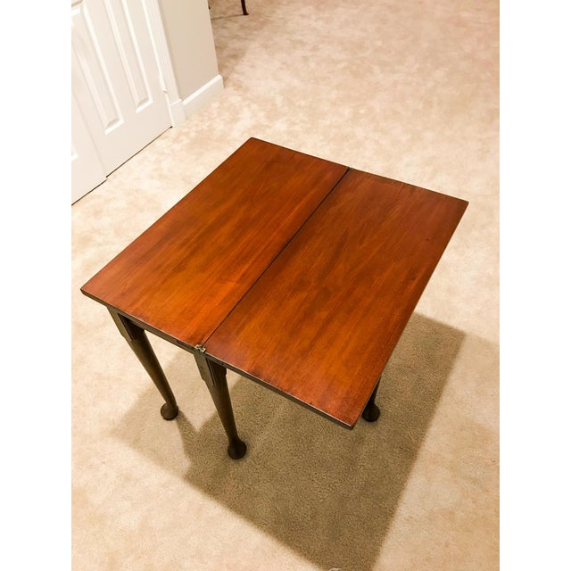 18th Century George II Mahogany Card Table For Sale In Washington DC - Image 6 of 13