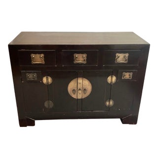 Mid 19th Century Waistless Tianjin Style Sideboard For Sale