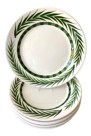 Image of Italian Serving Dishes and Pieces