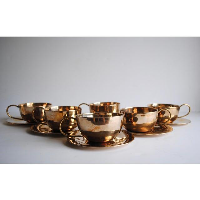 Vintage Cups & Saucers - Set of 6 - Image 4 of 5