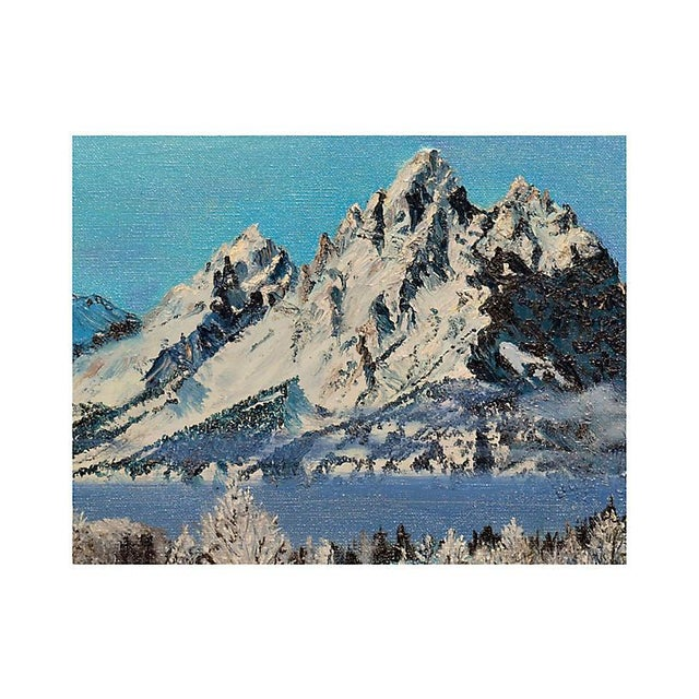 Snowy Rugged Peaks For Sale - Image 4 of 5