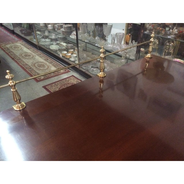 Link Taylor Solid Mahogany Buffet Console Table Chairish
