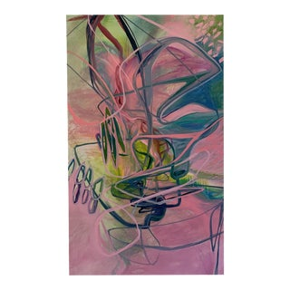 Kelly O'Neal Original Abstract Painting For Sale