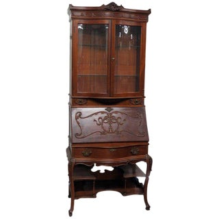 Louis XIV Style Secretary Desk